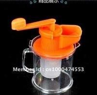 Mini multifunctional hand Mill hand soya-bean milk machine, kitchen gadgets, free shipping