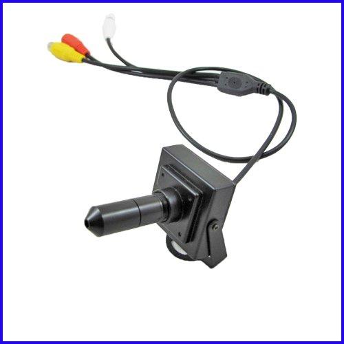 "Mini 1/3"" CCD 30mm Pinhole Hidden Video Audio CCTV Color Security Camera(China (Mainland))"