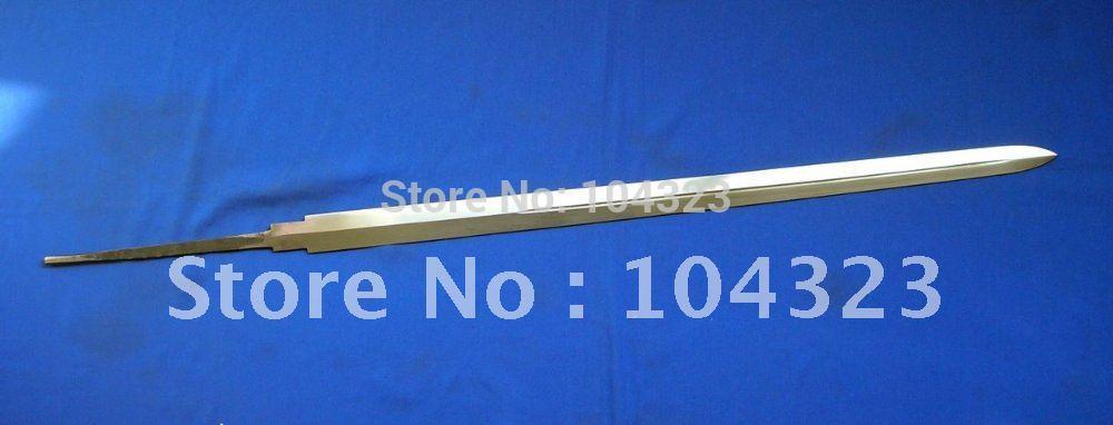 Katana Blade Blanks Damascus Steel Blank Blade For