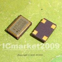 100 PCS 25.000MHz SMD-4Pin 4P 5*7 25.000 25MHZ 25.000M 25M Active Crystal Oscillators SMT