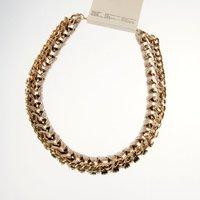 SP143  Grace Women's Golden Necklace NWT FREE SHIPPING DROP SHIPPING WHOLESALE fashion women jewelry