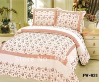 Stock Printed Cotton Patchwork Quilt