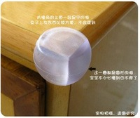 Free shipping! 10pcs/lot! Spherical anticollision table edge/baby Children safe anticollision Corner Guards
