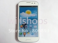 DHL/EMS  free shipping for samsung mobile phone   i9300  mobile phone