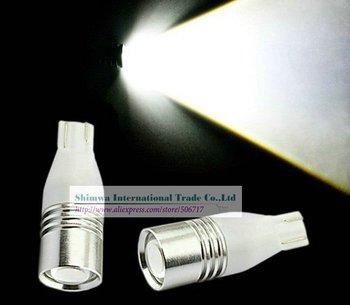 Freeshipping/2pcs/Car lights,CREE T20 LED Braking Reverse lights,Turn Signal Side Marker Tail Light fog Bulb R5