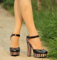 Туфли на высоком каблуке  XC10