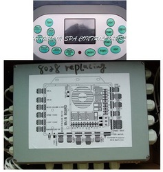JNJ,Serve spa controller &amp; spa hot tub control panel(China (Mainland))