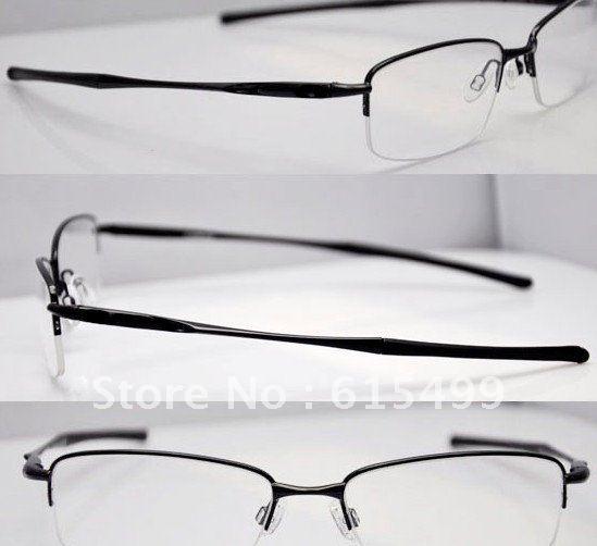 Eyeglass Frame Pieces : Popular Half Rim Reading Glasses Men-Buy Cheap Half Rim ...