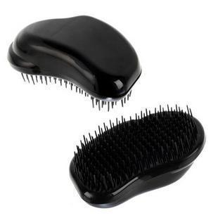 Elastic massage hair comb scalp massage comb 7958