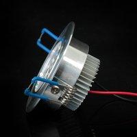 3W AC85~265V white/warm white  LED Ceiling Light LED Downlights LED Bulb Lights High quality