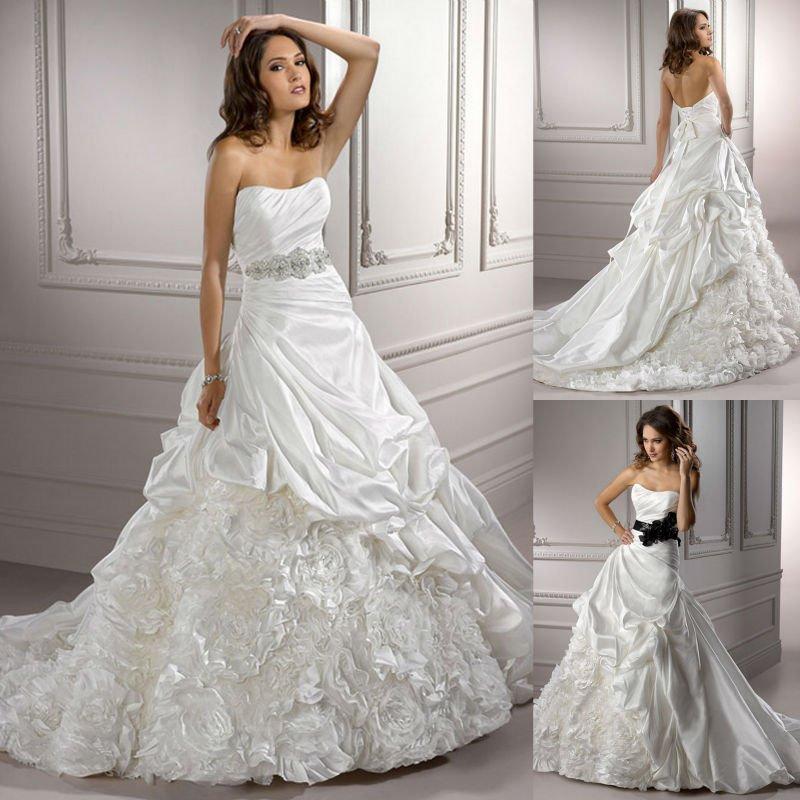 Wedding Bridal Gown Dress Patterns