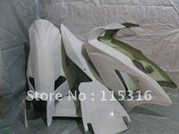 [Vic] Bike Motorcycle track race fairing kit for Kawasak ZX6R 2003-2004