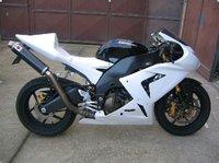 [Vic] Bike Motorcycle track race fairing kit for Kawasak ZX10R 2004-2005