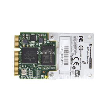 Broadcom BCM970015 Crystal HD Video Decoder Mini PCI-E Adapter 1080p AW-VD920H (13231)