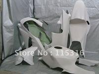 [Vic] Bike Motorcycle track race fairing kit for Hond CBR 600RR 2003-2004
