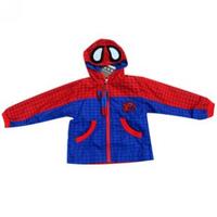Retail Children's clothing baby boys long-sleeve cartoon Spiderman sweatshirt child autumn cardigan top kid's jacket new coat