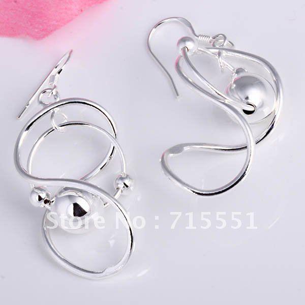we84 Рождественские Подарки Бижутерия/модные 925 Серебряные