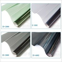 Free Shipping!! HOT SALE 0.75*3m 2Mil Car Window Film,Glass Window Heat Insulation Film,Front Window film,Many Color