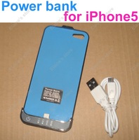 2200mAh Portable Power Bank Charger for iPhone 5 Portable Backup External Battery Charger for iPhone5