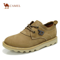 Free shipping Camel camel casual shoes autumn and winter low-top shoes compound sole scrub popular men's