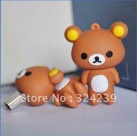 4 gb 8 gb 16 gb 32 gb of flash memory stick USB2.0 high quality/bear