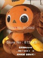 RARE NEW!!!!/ FREE SHIPPING/23*20cm/cheburashka stuffed plush toy doll/wholesale/1PCS