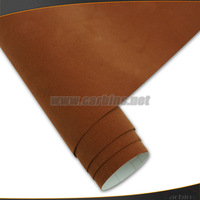 Наклейки Alcantara suede pvc film for upholstery, 1.35*15m air bubble free