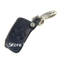 Wholesale Leather Car Key Case for Accord 8,Crosstour,Acura MDX,New Civic(2012),New CRV with 100% High Quality+Free Shipping