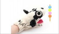 Free shipping  gloves Animal fashion gloves Winter gloves