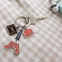 Baby pig gift zakka travel series keychain free air mail