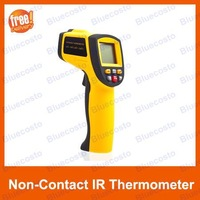 -50-700 Centigrade Non-Contact Digital LCD IR Infrared Thermometer,Fahrenheit Laser Point Temperature Meter