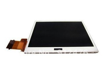 DHL Free shipping Replacement Bottom LCD Display Screen for Nintendo NDS DS Lite NDSL DSL 100pcs/lot(China (Mainland))