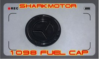 [Vic] Black ducat fuel gas cap 1098