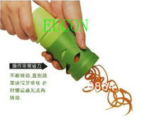 wholesale price DHL UPS free shipping free shipping Fruit Vegetable Tools Twister Easy Garnish Veggie Processing Device