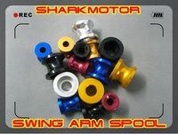 [Vic] CNC swing arm spool M6 M8 M10 1098 748 749 R1 R6 ZX6R ZX10R CBR600 1000 GSXR600