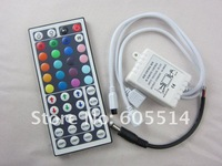 [Seven Neon]100sets 44keys IR remote controller for 5050 led smd rgb strip