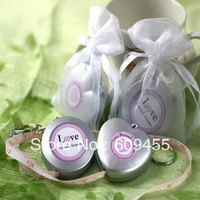 Wedding Favors Love Beyond Measure Measuring Tape Keychain+100pcs/LOT+FREE SHIPPING+Lowest Price(RWF-0042P)