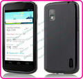 FREE SHIPPING!FOR LG E960 Nexus 4 Pudding CASE,SOFT GEL TPU SKIN CASE COVER FOR LG E960 Nexus 4 Occam,Mako,Optimus Nexus