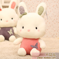 Rabbit doll plush toy gift birthday gift wedding gift
