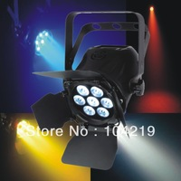7*10W RGBW/A 4in1 led par light for event,dj,club & bars 12pcs/lot  Free shipping by DHL or Fedex