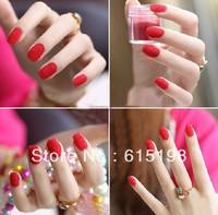 23pcs/lot Brand New 23 Candy Colors 3D Nail Art Flocking Powder Nails Velvet Art Polish Velvet nail polish velvet drop shipping