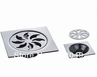 KL-802A(3mm)  Stainless Steel Floor Drains Custom Made Item Bathroom Accessory On Sale with High Quality
