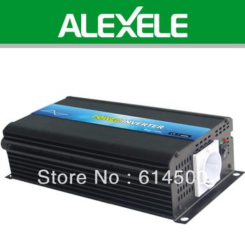 Germany Standard 50HZ 800W 12/24V DC/AC Inverter, Off-Grid Low Noise High Efficiency