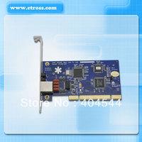 DHL/EMS FREE SHIPPING TE110P 1Port E1/T1 card, ISDN PRI PCi card, Asterisk digital Card