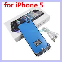 Ultra Thin 2200mAh External Battery for iPhone 5 Battery Case