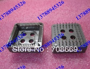 5pcs PLCC52 52 Pin DIP Socket Adapter PLCC Converter
