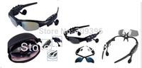 fasion  Sunglasses Mp3 Player 8GB Memory,,free shipping