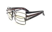 Top sells optical frames metal eyeglasses for male full rim eyewear wholesale 20pcs/lot