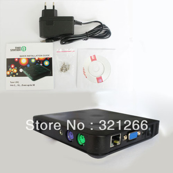 10pcs/lot Computer Terminal N130 NP-N130 pc Station Thin Client PC-SHARE  free shiping by EMS