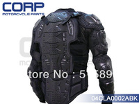 Motorcycle Full Body Armor Jacket Spine Chest Protection Gear~S M L XL XXL XXXL